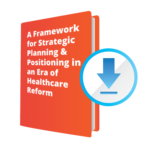 eBook download cover, strategic planning for Healthcare Reform